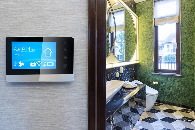 Badstile: Digital - Badezimmer der Zukunft