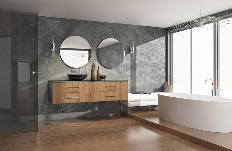 Badstile: Das elegante Badezimmer