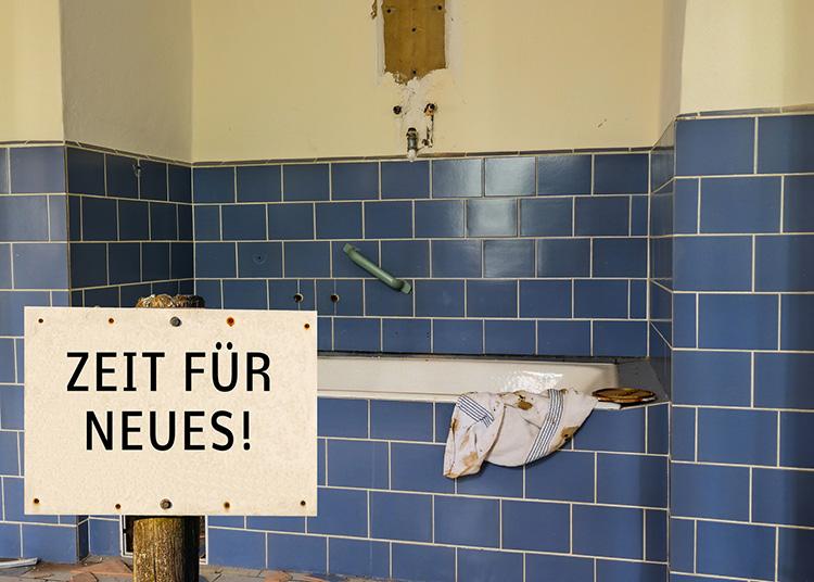 Der Badberater: Checkliste Badsanierung - Zeit für Neues